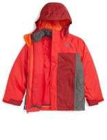 The North Face 'Boundary' TriClimate ® 3-in-1 Jacket (Big Boys)