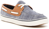 Sperry Biscayne Chambray Boat Shoe