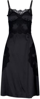 Dolce & Gabbana Lace Details Petticoat Dress