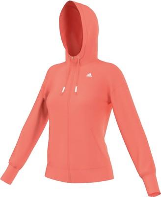 adidas Sports Easy Full Zip Hoodie Hooded Running Top Training Jacket (X-Small)