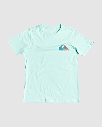 Quiksilver Boys 8-16 Mirror Play T Shirt