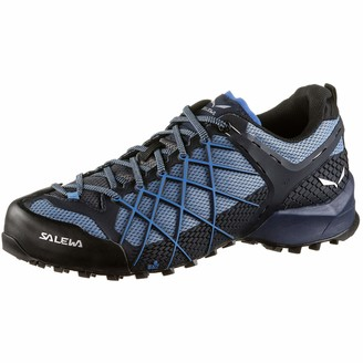 Salewa Men's MS WILDFIRE GTX Trekking & Hiking Loafers without Gore Tex Blue (Premium Navy / Royal Blue 3983) 40.5 EU 7 UK