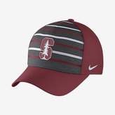 Nike College Classic Verbiage Swoosh Flex (Stanford) Fitted Hat