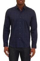 Robert Graham Men's Barnaby Regular Fit Check Sport Shirt