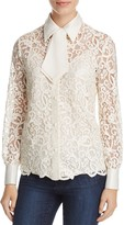 Tory Burch Rosie Lace Top