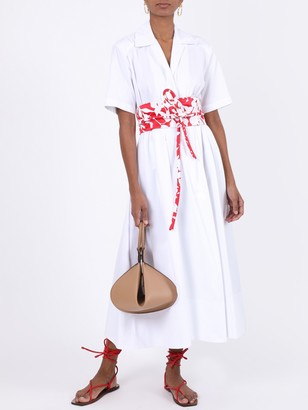 Rosie Assoulin Oni Shirt Dress