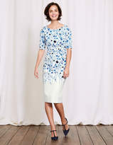 Boden Fleur Fitted Dress