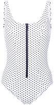 Lisa Marie Fernandez Jasmine swimsuit - women - Nylon/Spandex/Elastane - XS