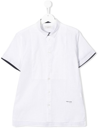 Paolo Pecora Kids TEEN short-sleeve shirt