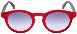 Italia Independent Lvr Editions I-i Mod Velvet Sunglasses