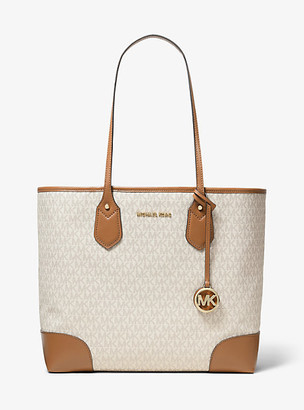 Michael Kors Eva Large Logo Tote Bag