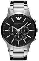 Emporio Armani Men's Large Round Chronograph Watch, 46Mm