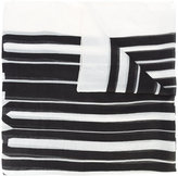 Alexander Wang striped scarf