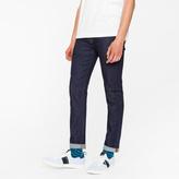Paul Smith Men's Skinny-Fit 9.5oz Indigo-RInse Stretch-Denim Jeans