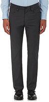 Incotex Men's M-Body Modern-Fit Stretch-Wool Trousers