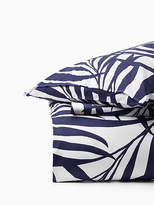 Kate Spade Palm fronds full/queen comforter set
