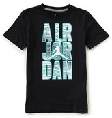 Jordan Big Boys 8-20 Reveal Crew Neck Short-Sleeve Tee