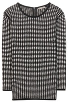 Bottega Veneta Cashmere-blend top