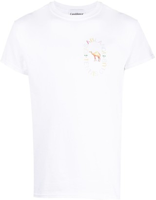 Casablanca Tennis Club T-shirt