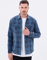 Quiksilver Mens Meyer Rulez Long Sleeve Shirt