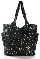 Marc by Marc Jacobs Multicolored Nylon Top Stitched Pretty Tate Tote Handbag