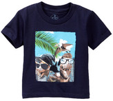 Kid Dangerous Urban Dinos Tee (Toddler & Little Boys)