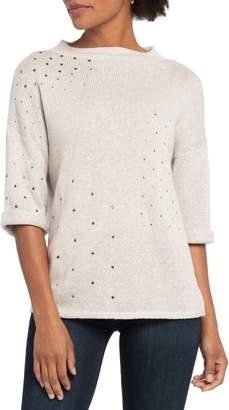 Nic+Zoe Starry Eyed Sweater