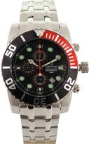 Sartego Men's SPC63 Divers Watch with Unidirectional Rotating Bezel