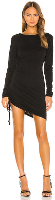 Pam & Gela Side Ruched Dress