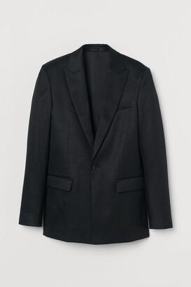 H&M Twill jacket Slim Fit