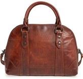Frye 'Melissa' Domed Leather Satchel