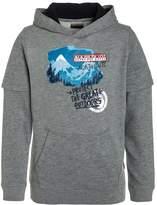 Napapijri BOLD Sweatshirt medium grey melange