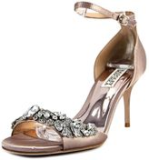 Badgley Mischka Bankston Beige