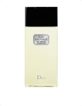 Christian Dior Eau Sauvage Shower Gel, Size: 200ml