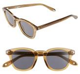 Givenchy Women's 48Mm Polarized Sunglasses - Beige