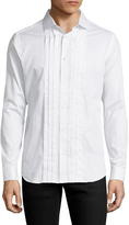 Karl Lagerfeld Men's Cotton Sportshirt