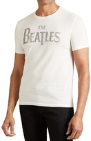 John Varvatos Beatles Graphic Tee