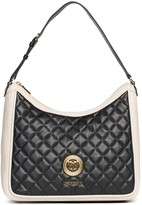 Love Moschino Colorblock Quilted Shoulder Bag