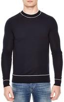 Sandro College Sweater