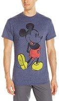 Disney Men's Standing Mickey T-Shirt