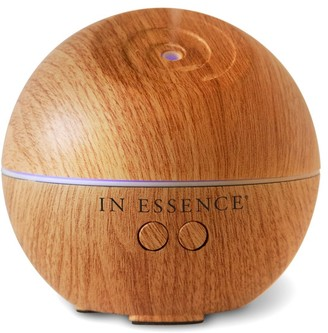In Essence Woodgrain USB Mini Ultrasonic Diffuser