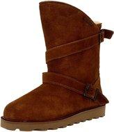 BearPaw Women's Prim Ii Suede/Wool Mid-Calf Suede Boot - 8M