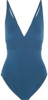 Eres Les Essentiels Larcin Swimsuit - Storm blue