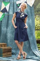 Shabby Apple Nixie Dress Blue