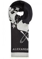 Alexander Mcqueen Black Skull