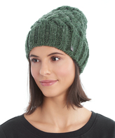 LOLA Cosmetics Forest Fancy Cable-Knit Beanie