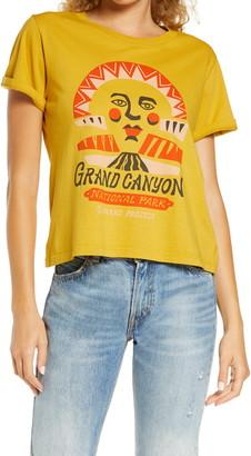 Parks Project Grand Canyon Sunrise Cotton Crewneck Graphic Tee