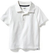 Old Navy Uniform Pique Polo for Toddler
