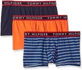 Tommy Hilfiger Men's 3 Pack Cotton Stretch Trunk