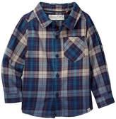 Sovereign Code Capitola Long Sleeve Woven Shirt (Baby Boys)